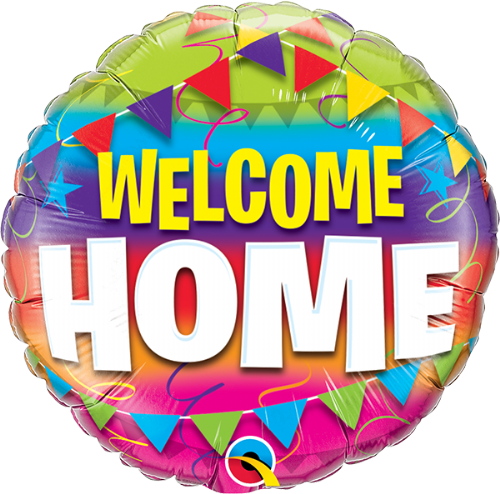45245: - :Welcome Home Pennants